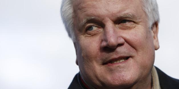 Der bayerische Ministerpräsident und CSU-Chef Horst Seehofer