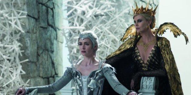 """""""The Huntsman & The Queen"""" erzählt die Geschichte zu """"Snow White & The Huntsman"""" weiter."""