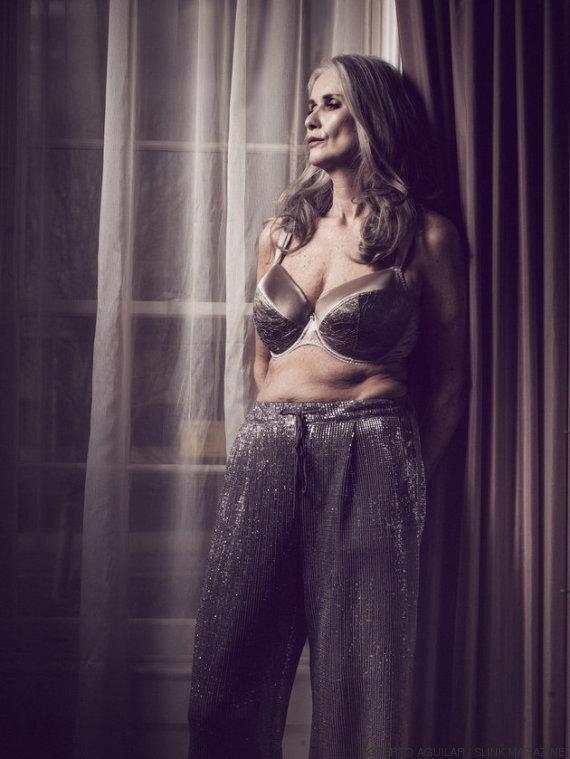 nicola griffin mannequin photo