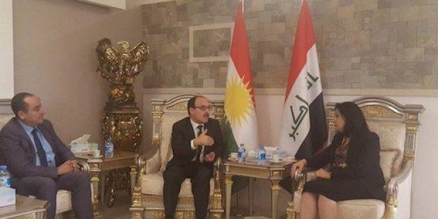 Mais qu'est allé faire Ilyas El Omari au Kurdistan?
