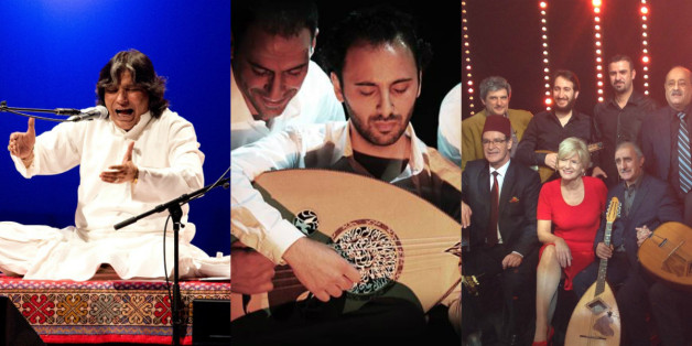 El Gusto, Trio Joubran et Qawwali Flamenco à Mawazine
