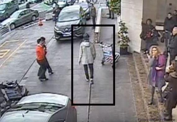 video police bruxelles