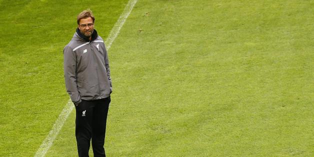 Jürgen Klopp ist wieder in Dortmund - für das Europa-League-Spiel Dortmund gegen Liverpool