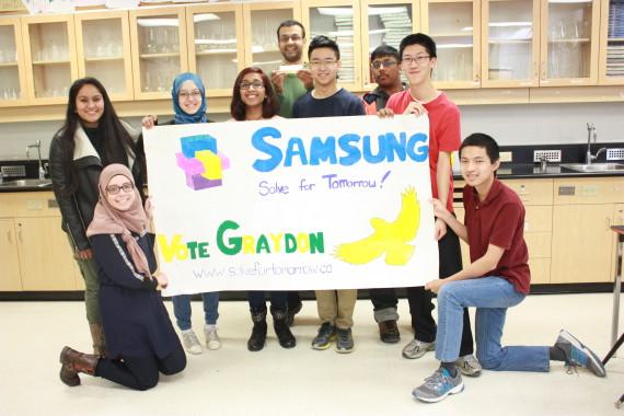 gordon graydon students