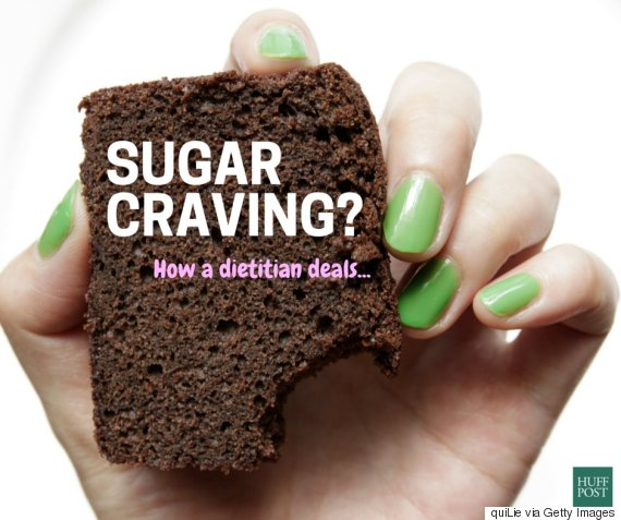 curb a sugar craving