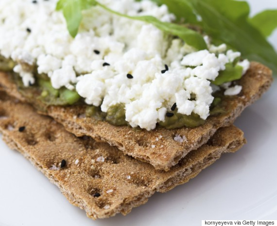 avocado cracker