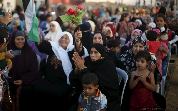 gaza wedding