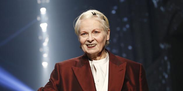 Vivienne Westwood wird 75 Jahre alt