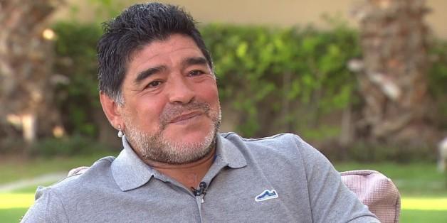 Le WAC invite Boca Juniors et Maradona à un match au complexe Mohammed V