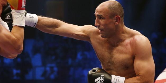 Weltmeister Arthur Abraham will sich auch in Las Vegas am Samstag beweisen wie auch bei einem Fight 2015 in der Westfalen Halle