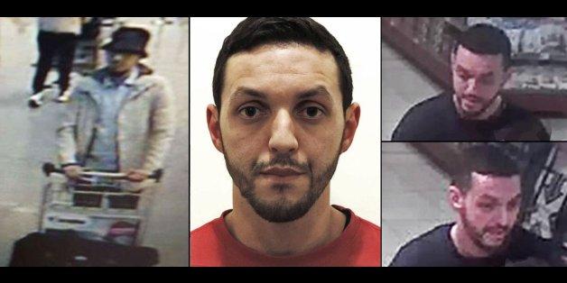 """Les enquêteurs retrouvent un testament écrit par """"l'homme au chapeau"""" Mohamed Abrini"""