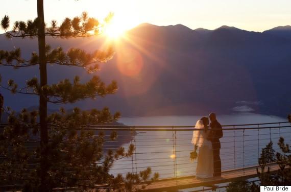 sea to sky wedding