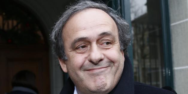 L'astuce qui va permettre à Platini d'assister (en loges) à l'Euro 2016