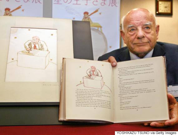 the little prince yoshikazu tsuno getty images