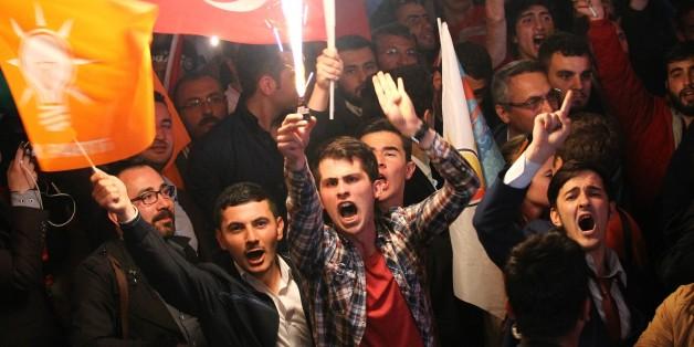 So sorgt Erdogan für Gewalt in Deutschland