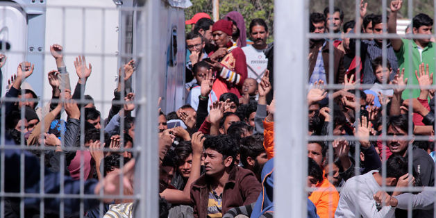 Flüchtlingsabkommen wirkt: 80 Prozent weniger Migranten kommen in Griechenland an