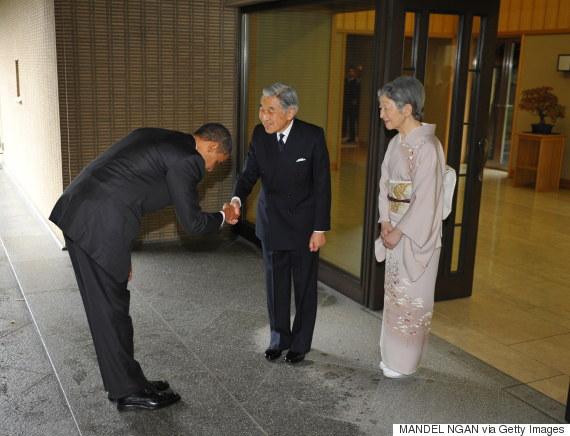 obama 2009 akihito