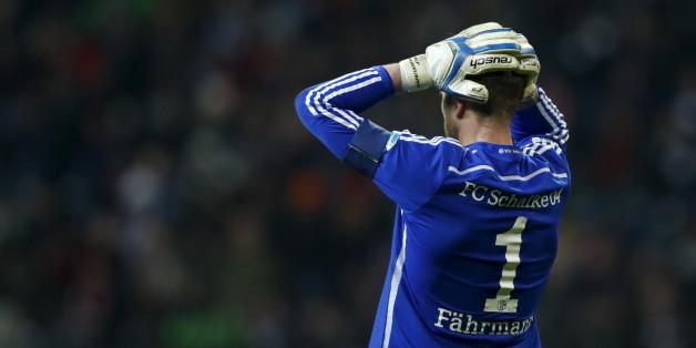 Der FC Schalke 04 empfängt Dortmund: Ralf Faehrmann steht für die Gastgeber im Tor und will sich heute sicherlich nicht ärgern
