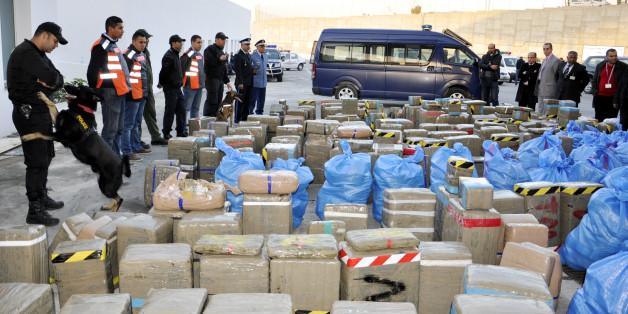 En décembe 2015, plus de 7 tonnes de résine de cannabis avaient été saisies au port de Tanger Med