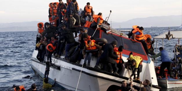 Eu-Türkei-Deal: Nur noch wenige Flüchtlinge aus der Türkei in Griechenland angekommen