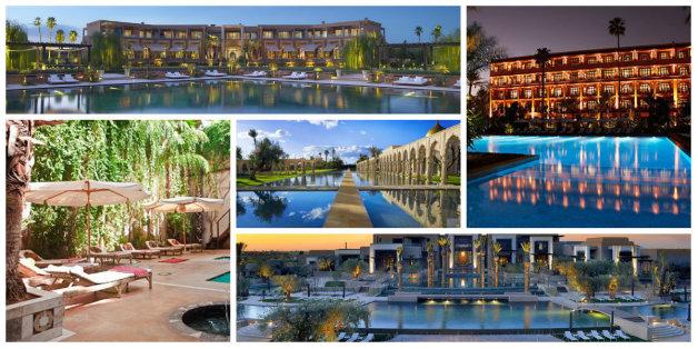 Les cinq hôtels les plus luxueux de Marrakech selon Vogue