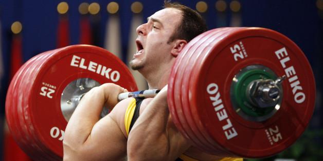 Deutschlands stärkster Athlet Almir Velagic ist nicht bei der EM dabei.