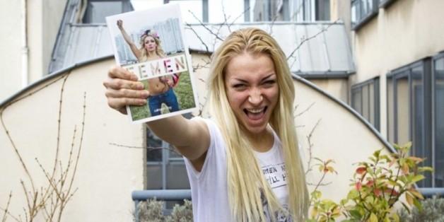 Deux Femen arrêtées à Beni Mellal