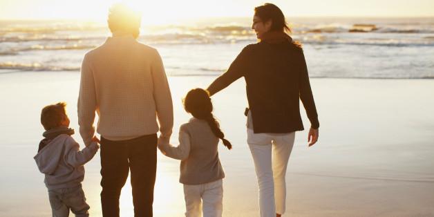 Was Eltern tun müssen, damit ihre Kinder gehorchen