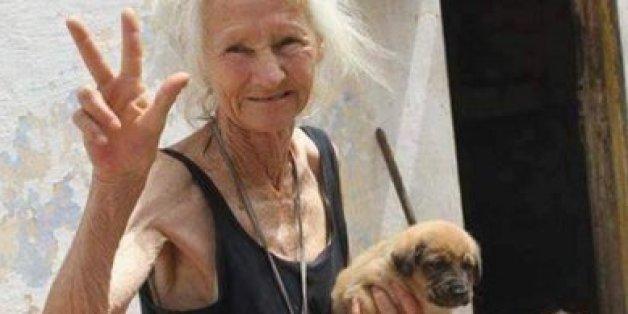 """Mort de la """"dame aux chiens"""" de Casablanca, symbole de la cause animale"""