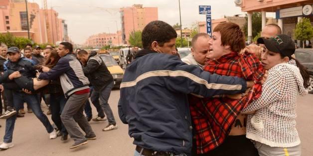 Arrestation de deux Femen à Beni Mellal