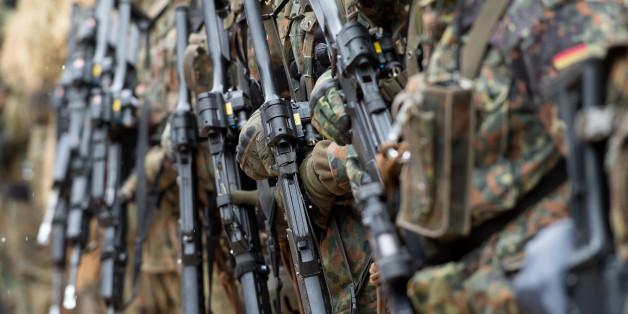 Terroristen lassen sich bei der Bundeswehr ausbilden
