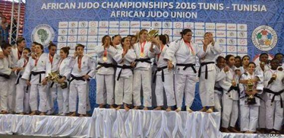 judo dames