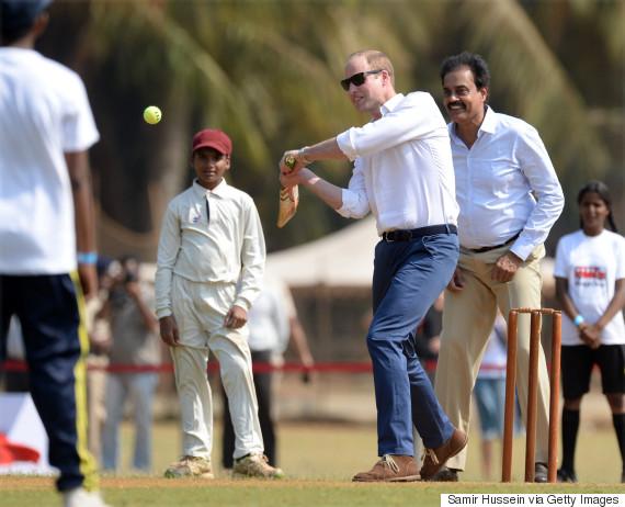 prince william mumbai