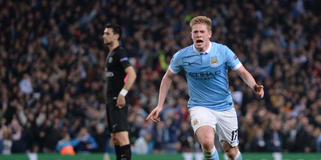 Le résumé du match Manchester City-PSG en Ligue des Champions