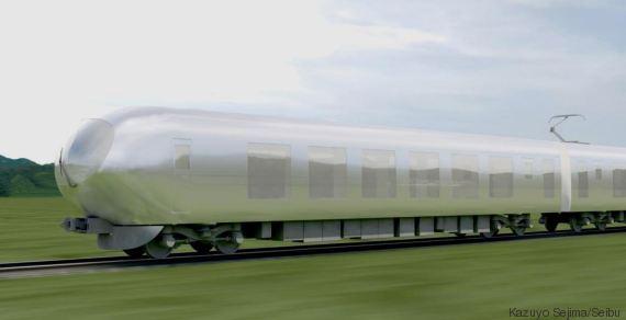 train invisible