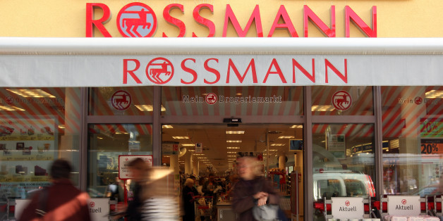 BERLIN, GERMANY - OCTOBER 20:  Shoppers pass a Rossmann store on October 20, 2012 in Berlin, Germany. Retail business is the third-biggest economic sector in Germany, and consumer spending has held up well in comparison to countries facing austerity measures elsewhere in the eurozone.  (Photo by Adam Berry/Getty Images)