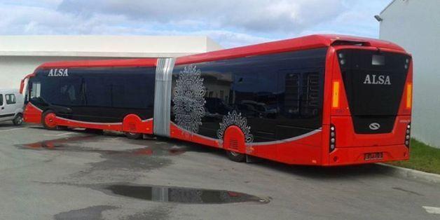 Alsa décroche le marché des bus électriques à Marrakech