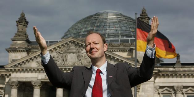 Martin Sonneborn: Politiker und Satiriker.