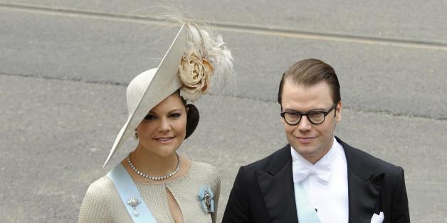 Die Schweden Royals sind bei den Deutschen besonders beliebt