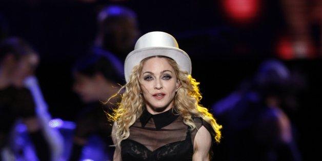 Madonna erinnert sich an die Zeit, als ihre Babys noch Babys waren