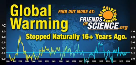 climate change billboard