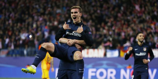 L'Atletico Madrid élimine le Barça de la Ligue des Champions sur un doublé de Griezmann