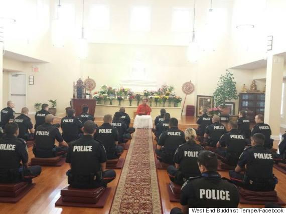 peel police meditation