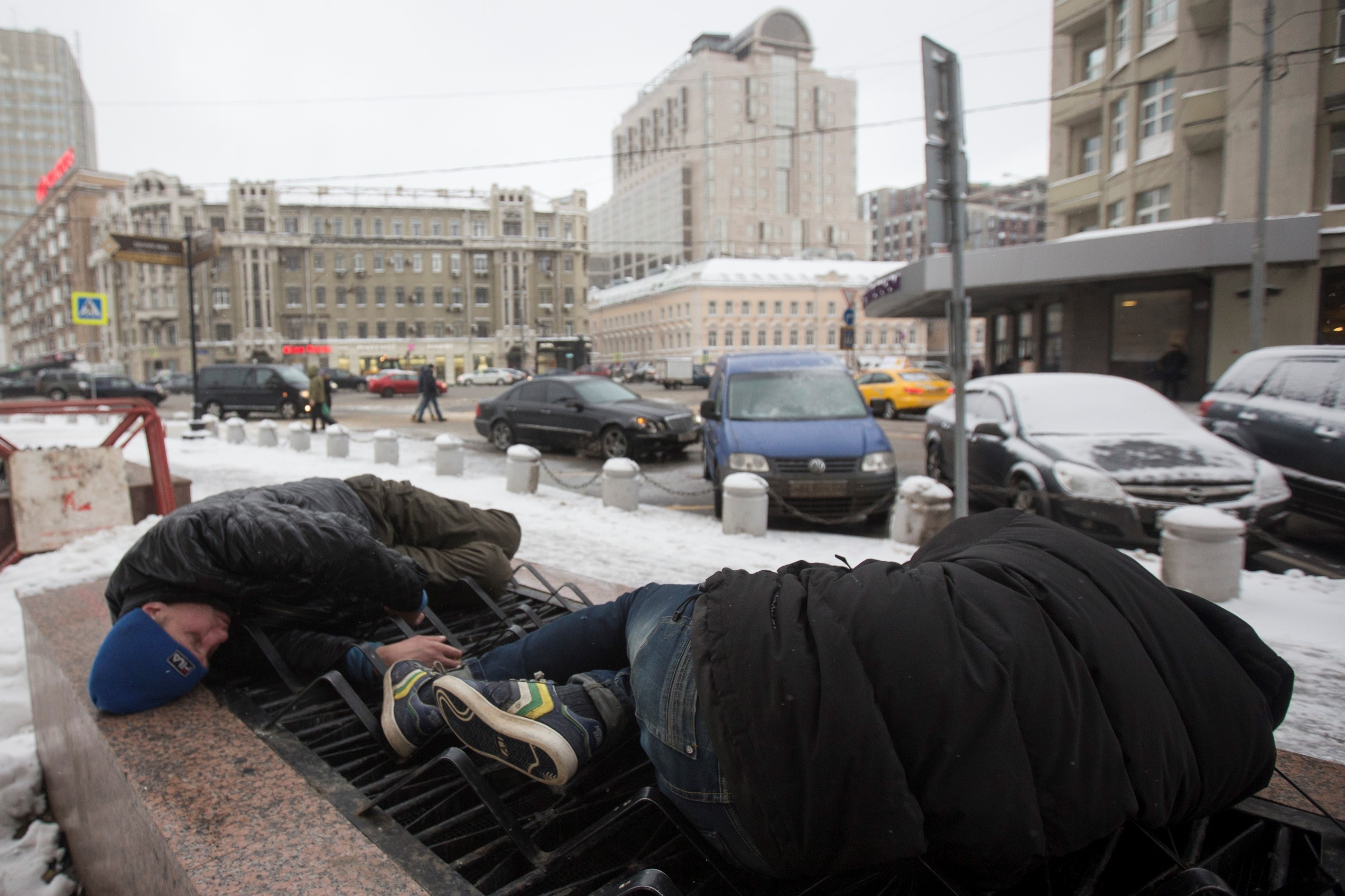 russia poverty