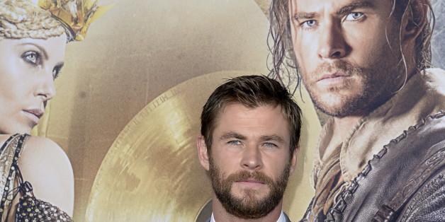 Chris Hemsworth trainiert hart für seine Filmrolle