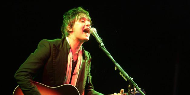 Pete Doherty spielt 2016 in Paris - im Bataclan