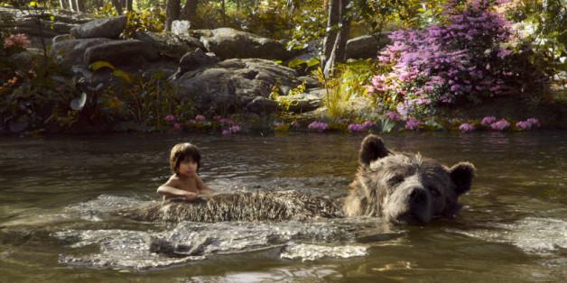 """Das neuverfilmte """"Dschungelbuch"""" begeistert Nordamerika"""