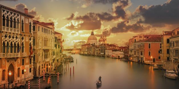 Venedig ist eine Reise wert