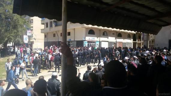 algeria teachers