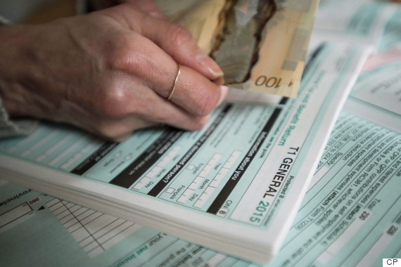 Canadian Taxes Are Lower Than Most Of The World Oecd Report